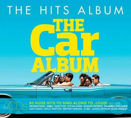 Обложка The Hits Album - The Car Album (2019) Mp3