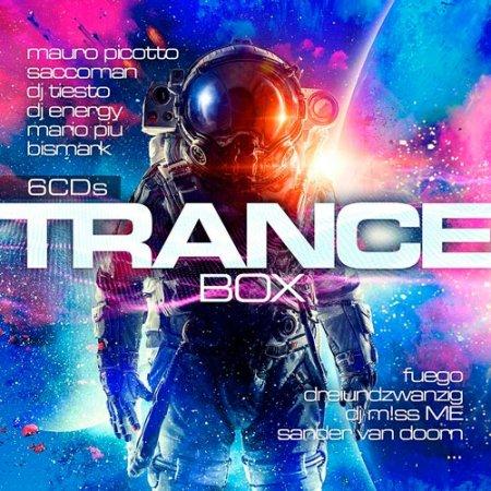 Обложка Trance Box 6 CD (2019) Mp3