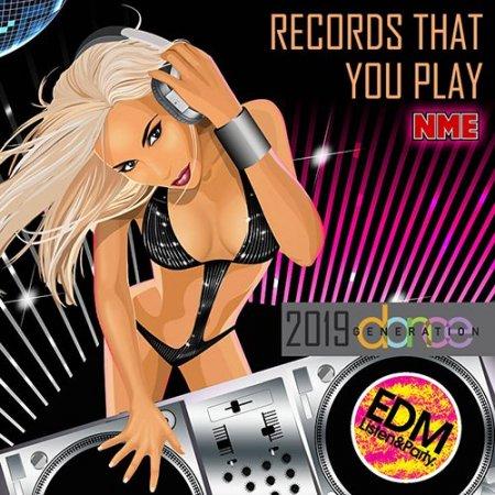 Обложка Records That You Play (2019) Mp3