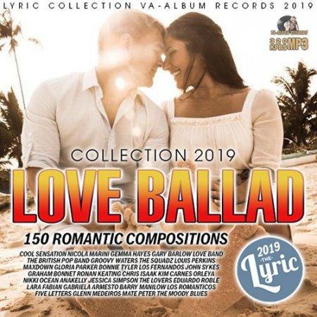 Обложка Love Ballad (2019) Mp3