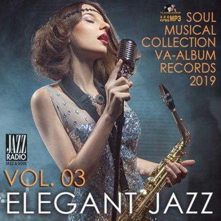 Обложка Elegant Jazz Vol. 03 (2019) Mp3