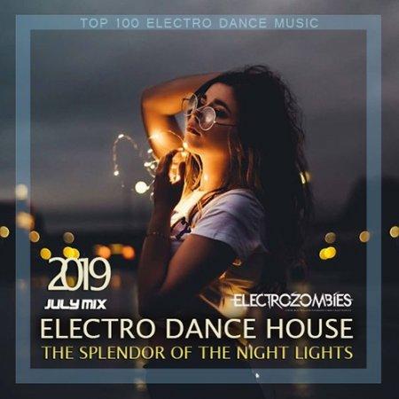 Обложка Electrozombies Dance House (2019) Mp3