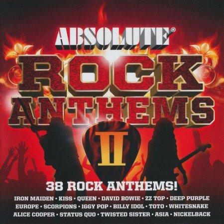 Обложка Absolute Rock Anthems II (2CD) (2009) FLAC