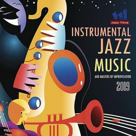 Обложка Instrumental Jazz Music (2019) Mp3