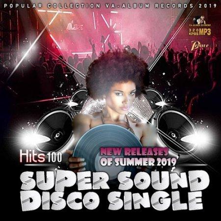 Обложка Super Sound Disco Single (2019) Mp3