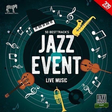 Обложка Jazz Event: Live Music (2019) Mp3