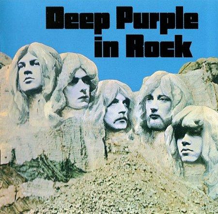 Обложка Deep Purple - In Rock (Anniversary Edition) (1970) FLAC