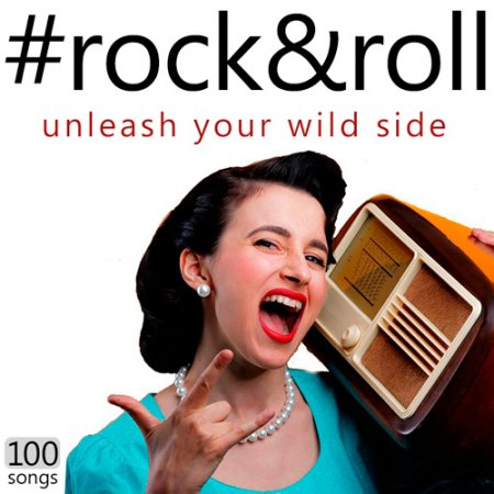 Обложка Rock & Roll - The Ultimate Collection (2019) Mp3