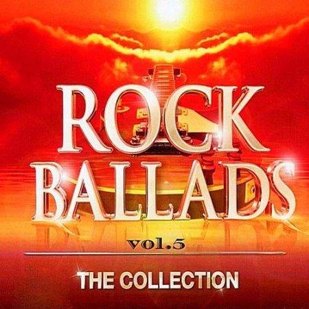 Обложка Beautiful Rock Ballads Vol.1-5 (2017) Mp3