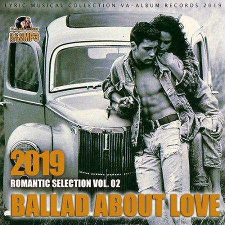 Обложка Ballad About Love Vol. 02 (2019) Mp3