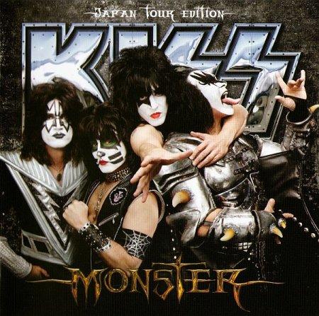 Обложка Kiss - Monster (Japan Tour Edition, 2CD) (2012) FLAC