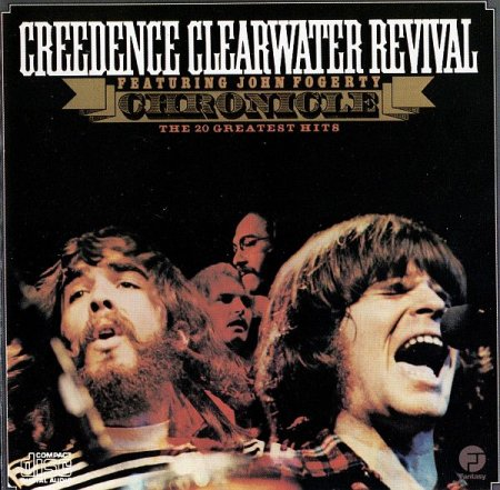 Обложка Creedence Clearwater Revival - Chronicle: The 20 Greatest Hits (1976) FLAC