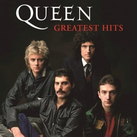 Обложка Queen - Greatest Hits (2016) FLAC