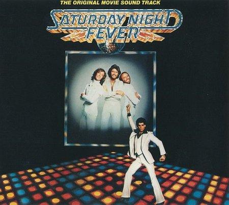 Обложка Лихорадка субботнего вечера / Saturday Night Fever (2CD) (1977) FLAC