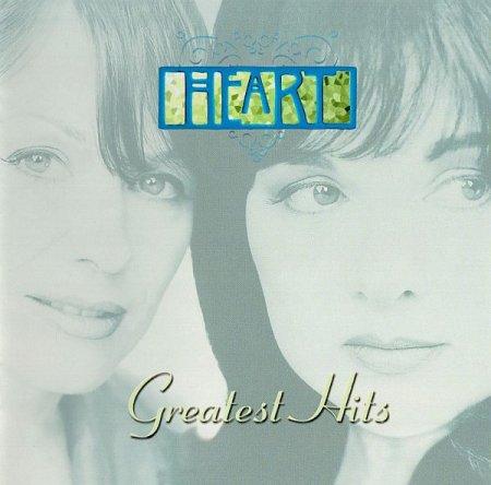 Обложка Heart - Greatest Hits (2000) FLAC