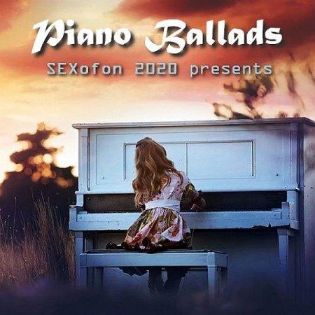 Обложка SEXofon 2020 presents: Piano Ballads (FLAC)