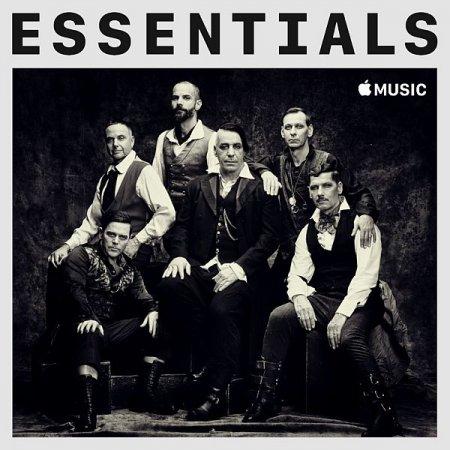 Обложка Rammstein - Essentials (2020) Mp3