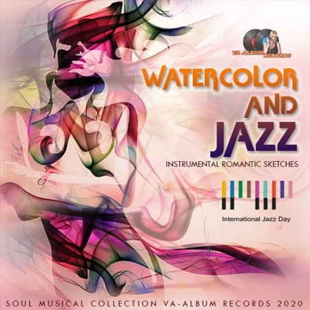 Обложка Watercolor And Jazz (2020) Mp3