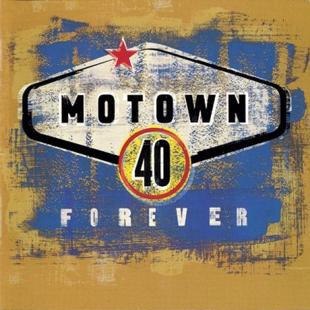 Обложка Motown 40 Forever (1998) FLAC