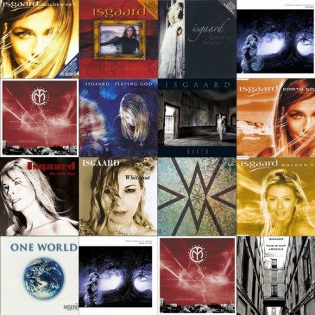 Обложка Isgaard - Discography (2003-2019) Mp3