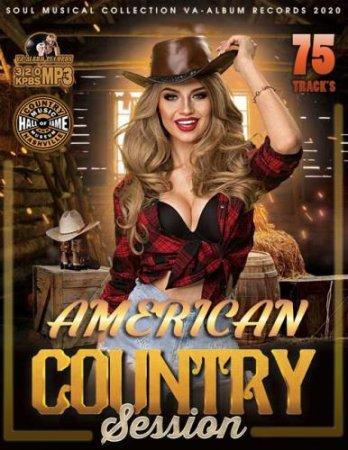 Обложка American Country Session (2020) Mp3
