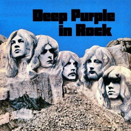 Обложка Deep Purple - In Rock (1970) (RS Remaster 2018) FLAC