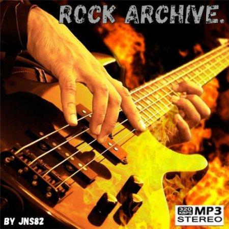 Обложка Rock Archive (2020) Mp3