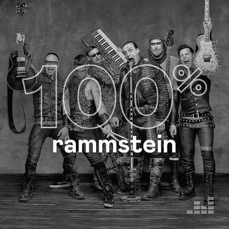 Обложка Rammstein - 100% Rammstein (2020) Mp3