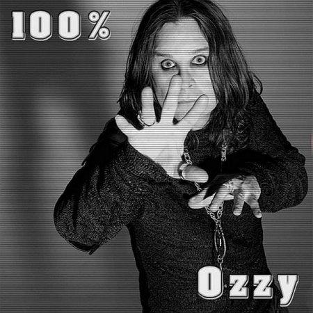 Обложка Ozzy Osbourne - 100% Ozzy (2020) Mp3