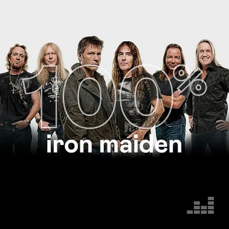 Обложка Iron Maiden - 100% Iron Maiden (2020) Mp3
