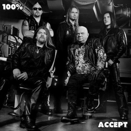 Обложка Accept - 100% Accept (2020) Mp3