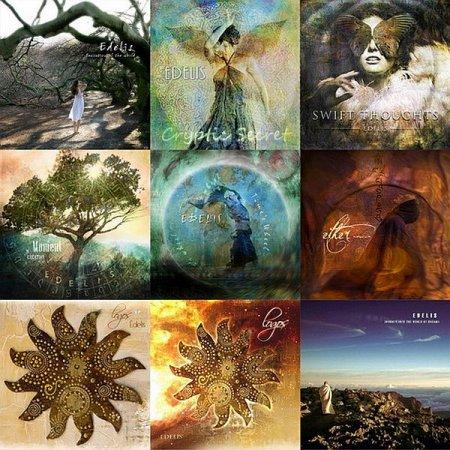 Обложка Edelis - 12 альбомов, EP & Single (2008 - 2018) Mp3