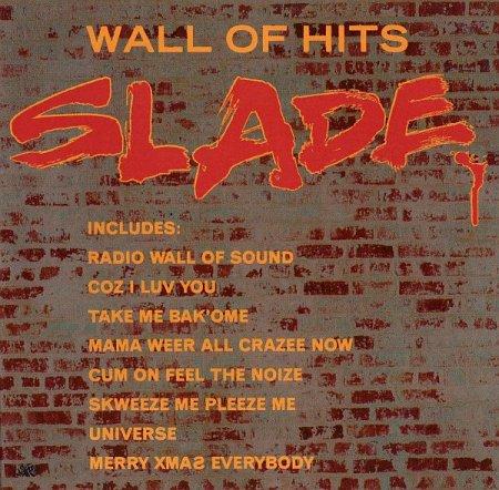 Обложка Slade - Wall Of Hits (1991) FLAC