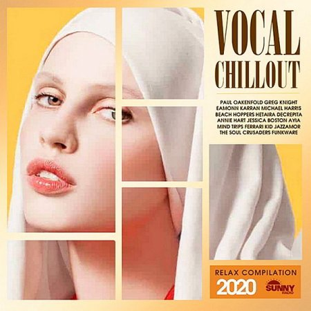 Обложка Vocal Chillout: Relax Compilation (2020) Mp3