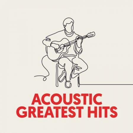 Обложка Acoustic Greatest Hits (Relax & Unwind Cofee Shop Classics) (2020) Mp3