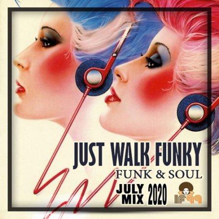 Обложка Just Walk Funky (2020) Mp3