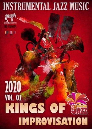 Обложка Kings Of Improvisation Vol. 02 (2020) Mp3