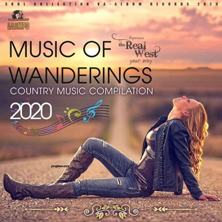 Обложка Music Of Wanderings - Country Music (2020) Mp3