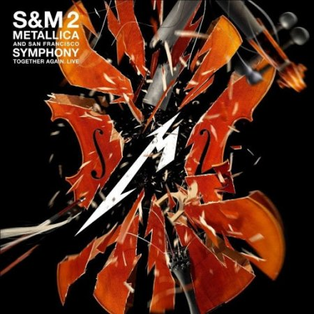 Обложка Metallica & San Francisco Symphony - S&M2 (2020) BDRip-AVC