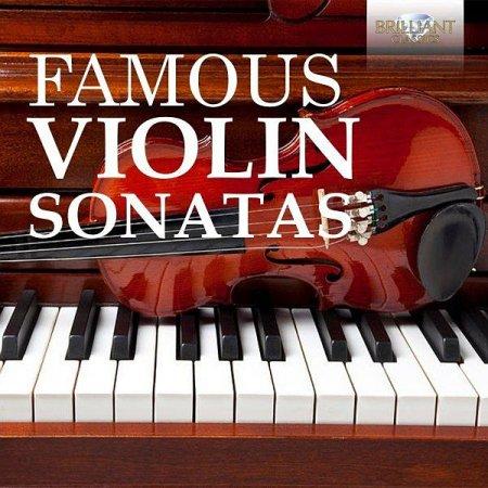 Обложка Famous Violin Sonatas (2020) FLAC