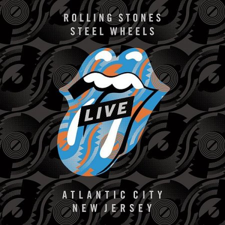 Обложка The Rolling Stones - Steel Wheels Live (2020) FLAC