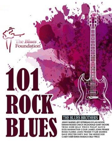 Обложка 101 Rock Blues Foundation (2020) Mp3