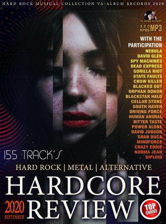 Обложка Hardcore Review (2020) Mp3