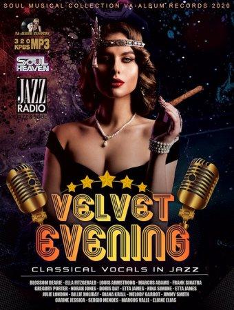 Обложка Velvet Evening: Classical Vocals In Jazz (2020) Mp3