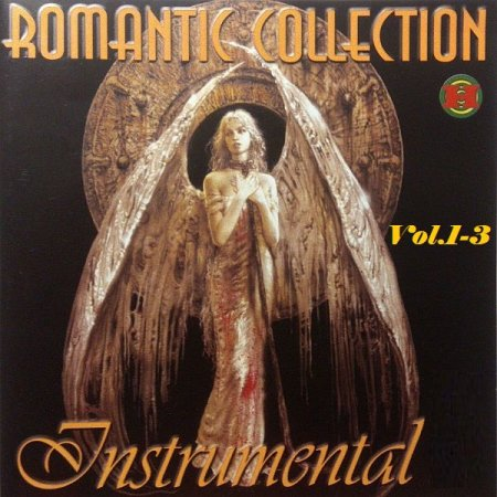 Обложка Romantic Collection - Instrumental Vol.1-3 (2000-2002) Mp3