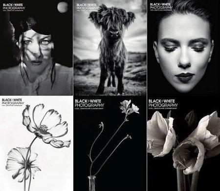 Обложка Подшивка журнала - Black + White Photography (January-December 2020) PDF. Архив 2020