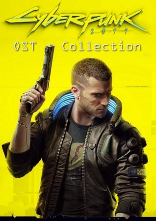 Обложка OST - Cyberpunk 2077: Collection (Original Score & Radio Vol.1-2 Original Soundtrack) (2020) FLAC