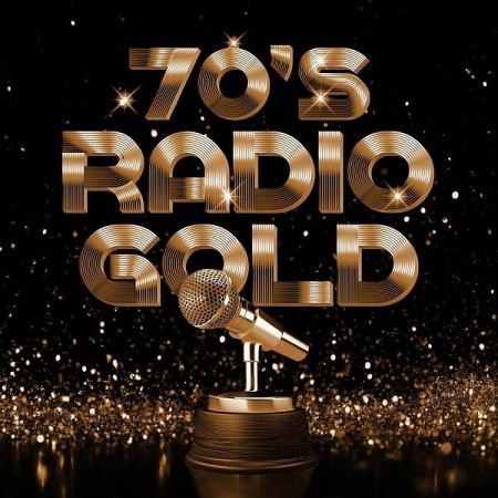 Обложка 70's Radio Gold (2020) FLAC