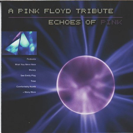 Обложка A Pink Floyd Tribute: Echoes Of Pink  (2002) FLAC
