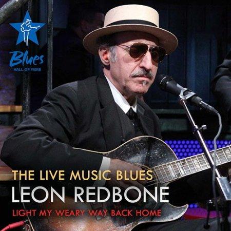 Обложка Leon Redbon - The Live Music Blues (2020) Mp3